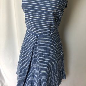 Anthropologie Dresses - Striped Aline Dress